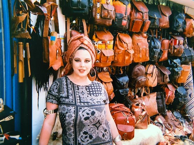Market Girl by Marny Bolt