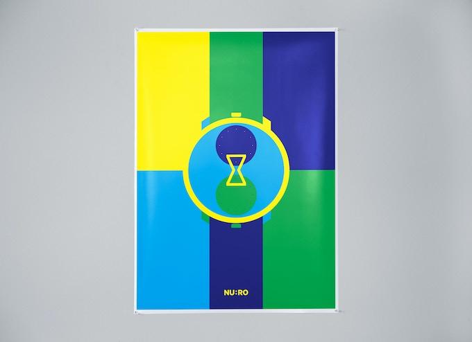 3. Yellow/blue/green