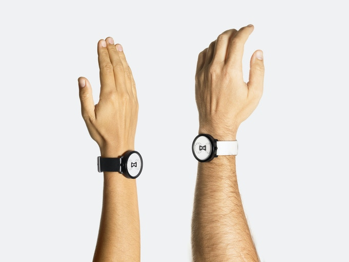 The NU:RO watch is unisex