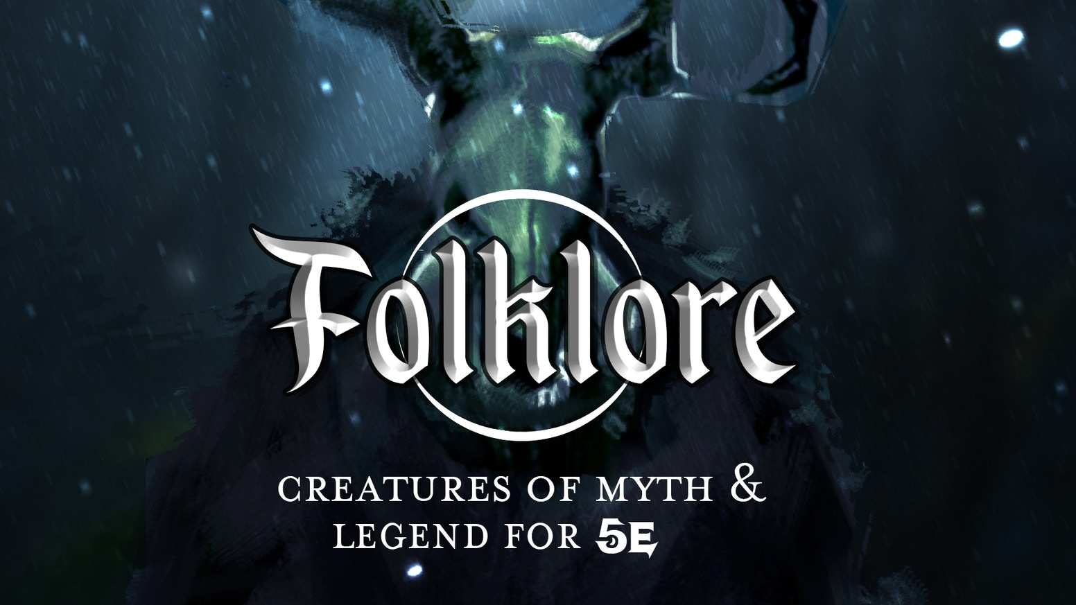 A compendium of of Fifth Edition DnD monsters, based on real-world folklore, urban legends, and lovecraftian horror.