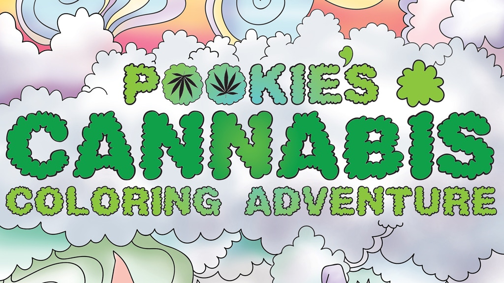 Pookie's Cannabis Coloring Adventure project video thumbnail
