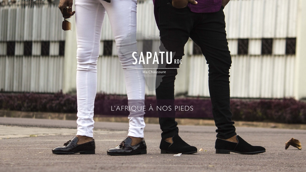 Sapatu: the Congolese shoe brand project video thumbnail