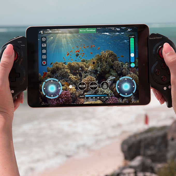 BW-Space is compatible with most iOS and Android smartphones or tablets you currently own.