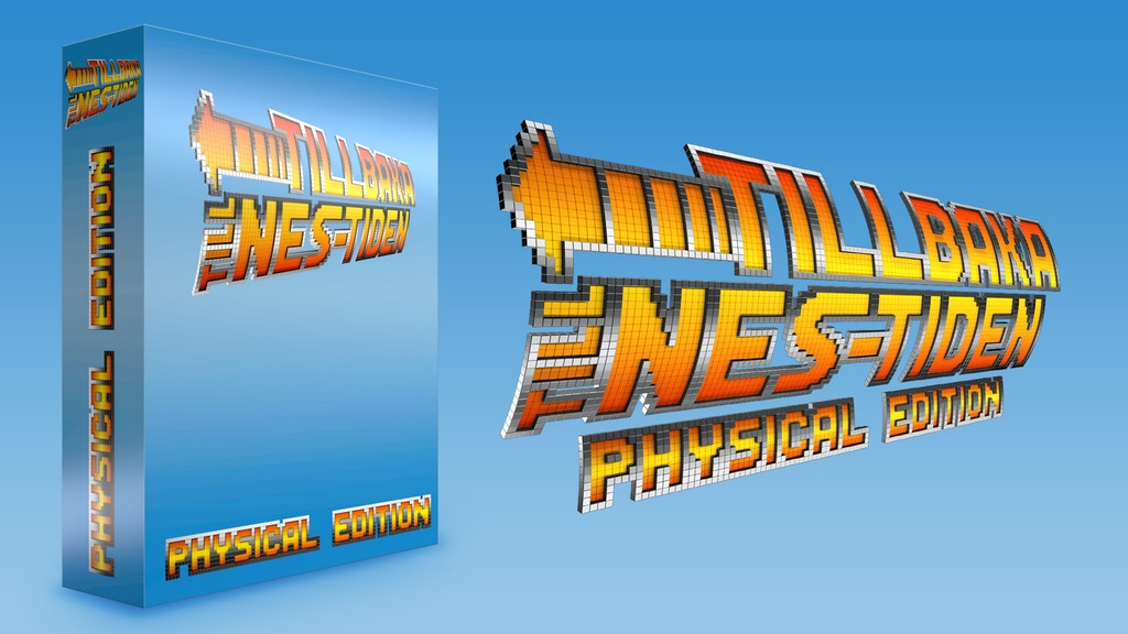 Tillbaka Till Nes-Tiden - Physical Edition project video thumbnail