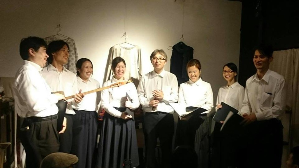 Japanese choir aims to study, collaborate & film in Sardegna