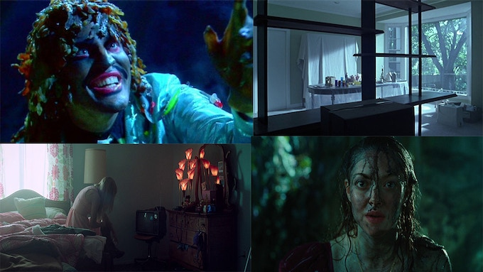Old Gregg, Virgin Suicides, It Follows,  and Jennifer's Body.