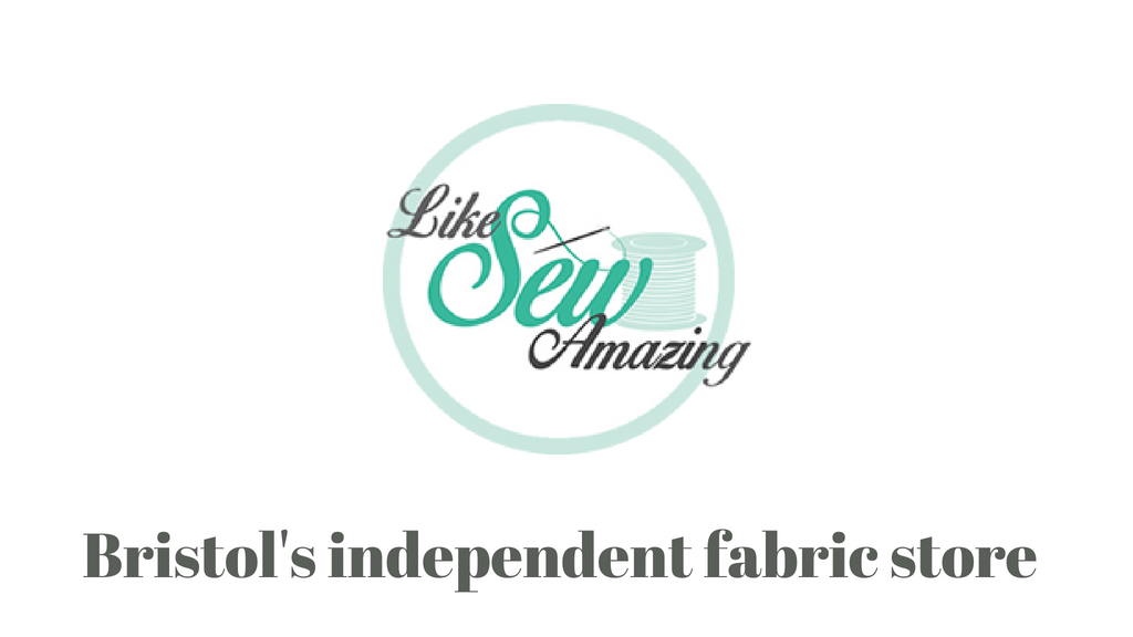 Like Sew Amazing - Help me start a real life fabric shop! project video thumbnail