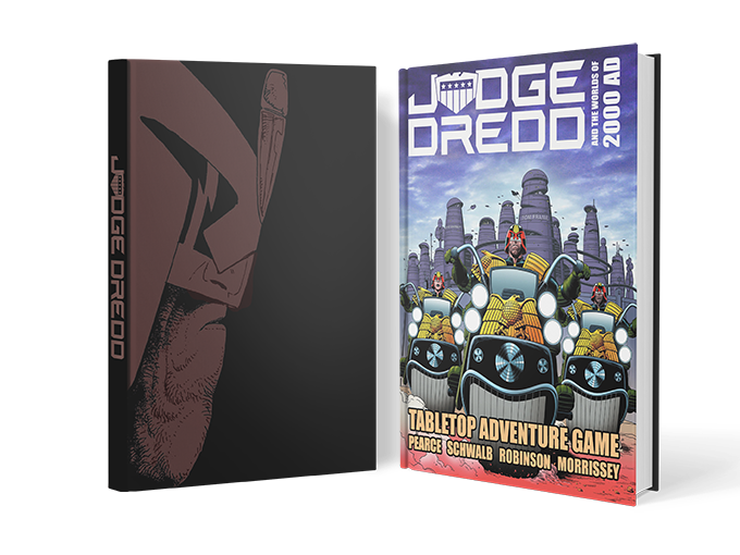 Limited & Standard Edition Core Rulebooks