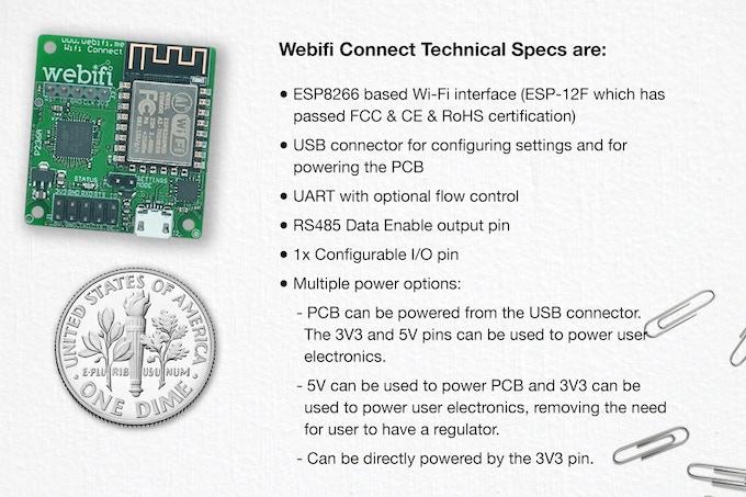 The Webifi Connect