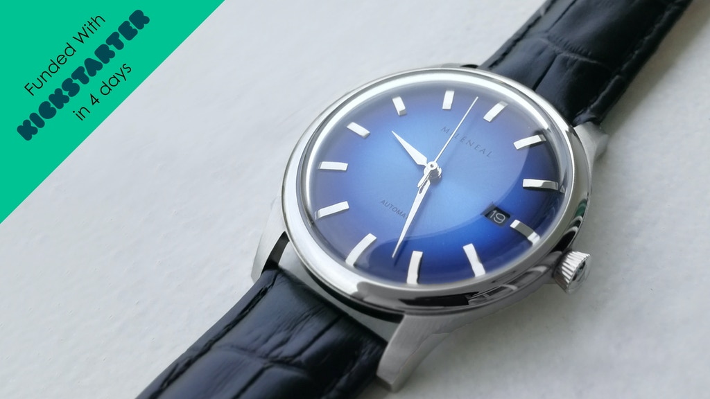Prestige | Eye-Catching Watch With Swiss Movement From US$89 project video thumbnail