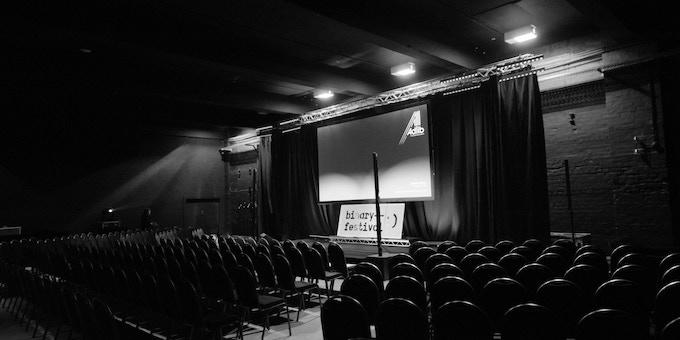 Binary Festival: Eclipse Theatre at Hinterlands