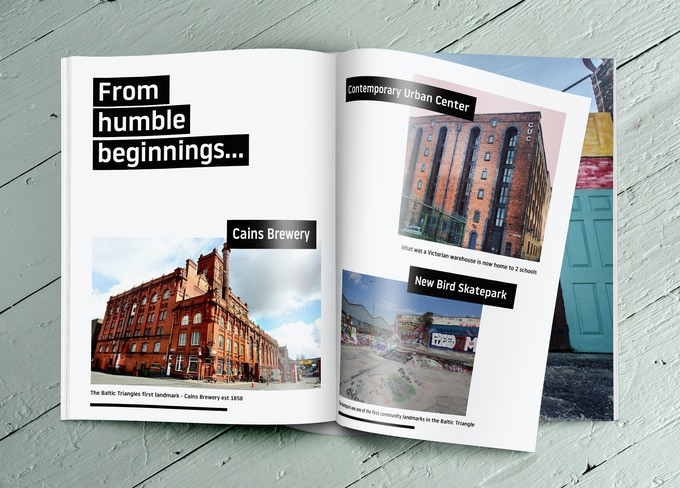The history of the Baltic Triangle and Constellations
