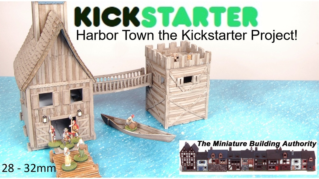Harbor Town project video thumbnail