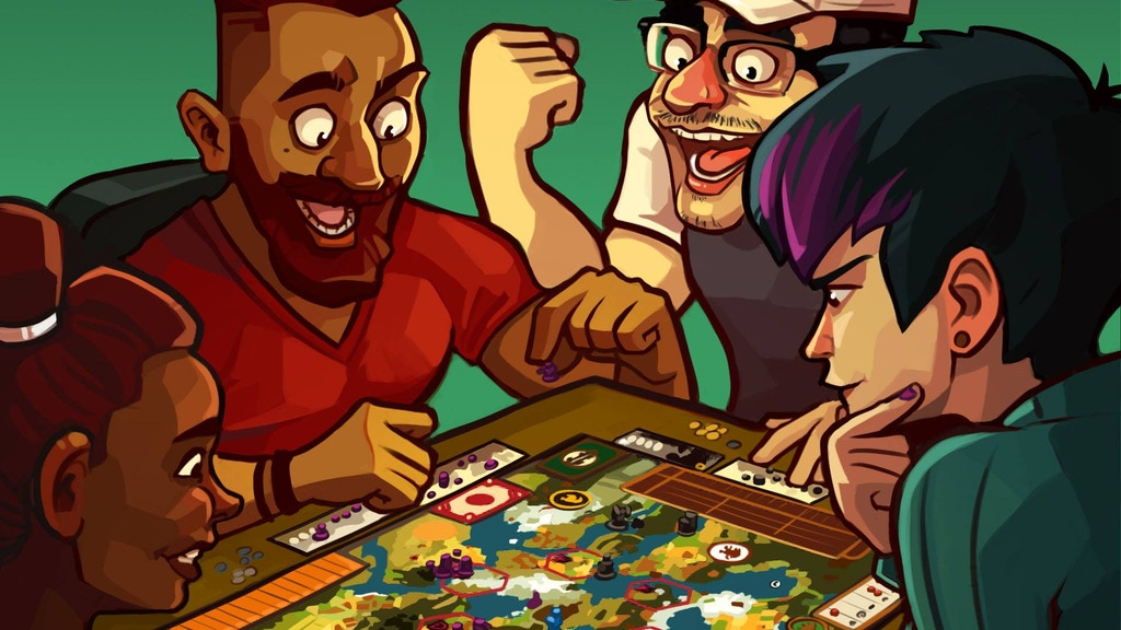 For the Love of Board Games — A Book for Board Gamers project video thumbnail