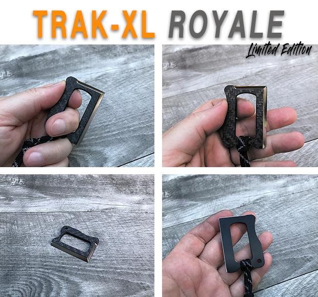Limited Edition TRAK XL Royale