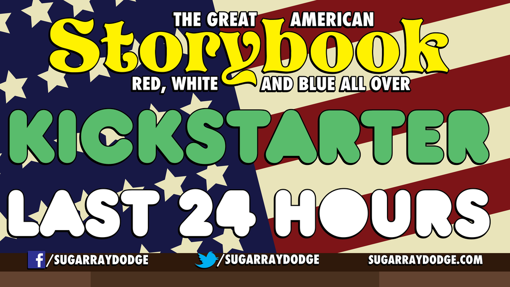 The Great American Storybook project video thumbnail