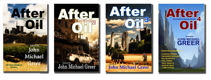 The After Oil anthology series published by Founders House Publishing LLC