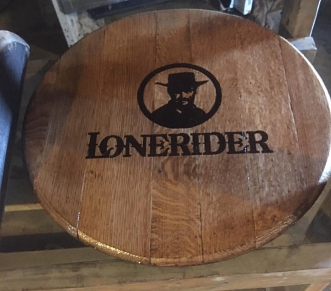 Personalized Barrel Head