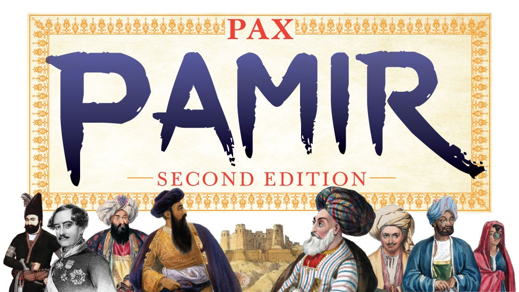 Pax Pamir: Second Edition project video thumbnail
