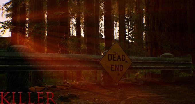 DEAD END. NO KIDDING!