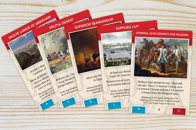 Sample of British Solitaire Cards