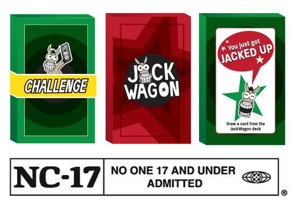 Option 2: Adding the Jackwagon Deck for 18+