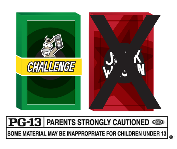 Option 1: Play the Family Friendly way