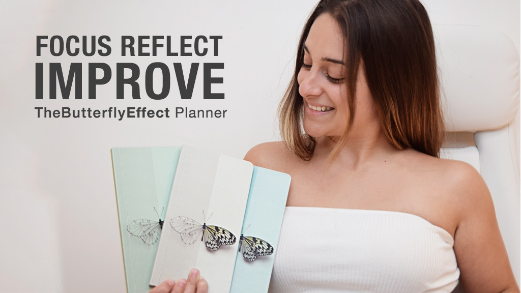 TheButterflyEffect 2.0 - The World's Simplest Growth Planner