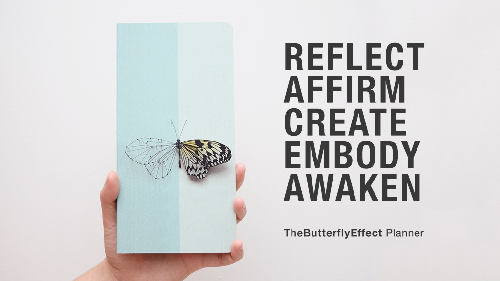 TheButterflyEffect Planner 2.0 - The #1 Personal Growth Tool