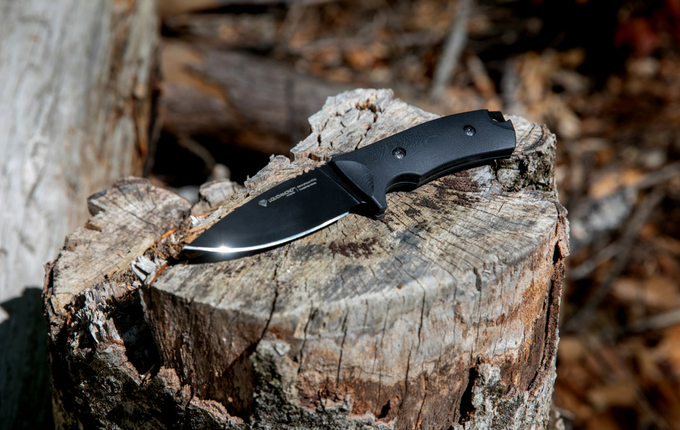 Ultimatedge: the sharpest, most durable bushcraft and survival knife available anywhere!