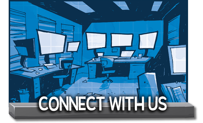 Click the links below to connect with us!