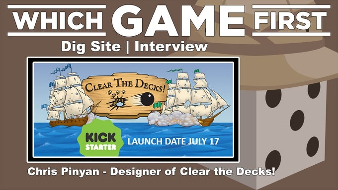 Audio interview about the game and designing