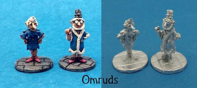 Omruds!