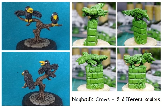 Nogbad's Crows!