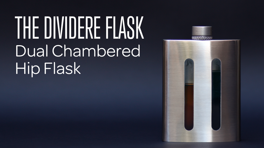 Dividere Flask | Dual Chambered Hip Flask is the top crowdfunding project launched today. Dividere Flask | Dual Chambered Hip Flask raised over $11667 from 0 backers. Other top projects include Quick Dungeon - A Simple RPG, TheTribe - Street Wear, Reactivated a script in progress. Need to hire a partner...