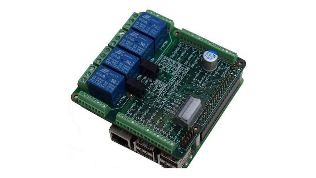MegaIO-IND: Industrial & Building Automation for RaspberryPi