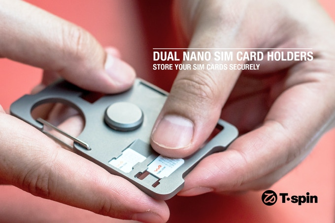 Dual Nano Sim Card Holders: Store Your Sim Cards Securely