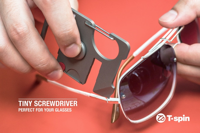 Tiny Screwdriver: Perfect For Your Glasses