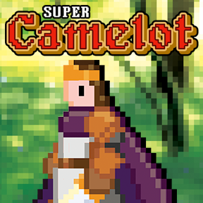 Super Camelot! The 16 Bit Adventure Board Game by Catalyst
