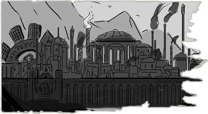 Sketch of Enk H'Dil Capital