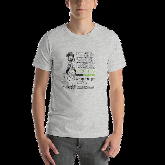 Kickstarter Backer Only T-Shirt