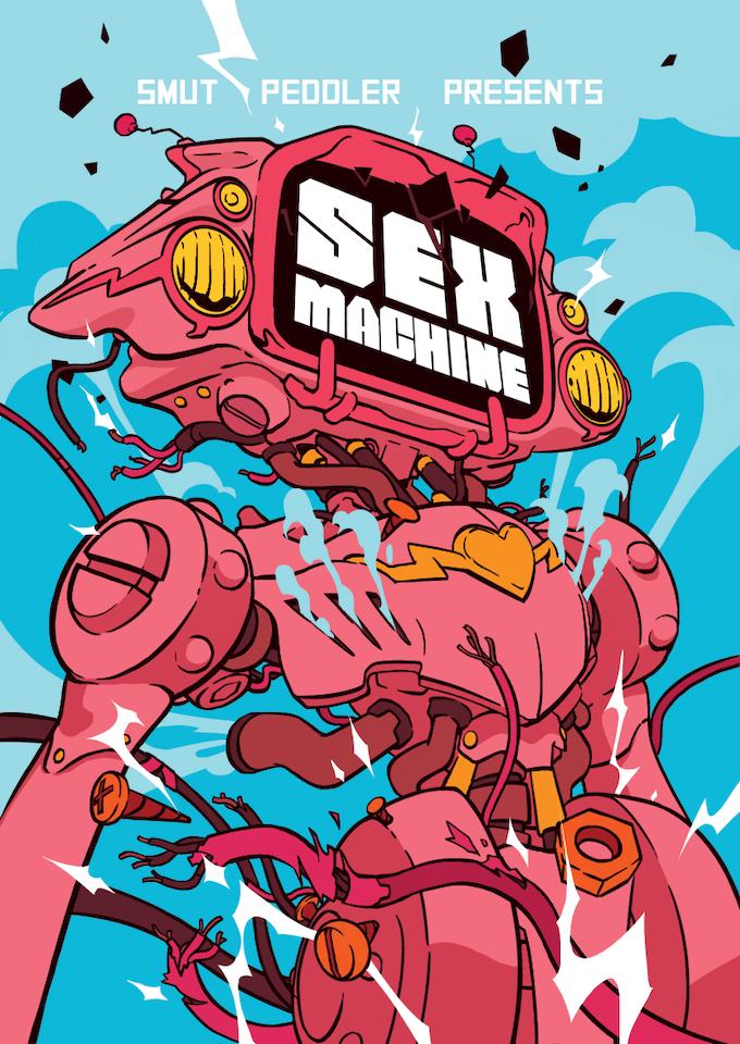 Cover art by Anaïs Maamar!