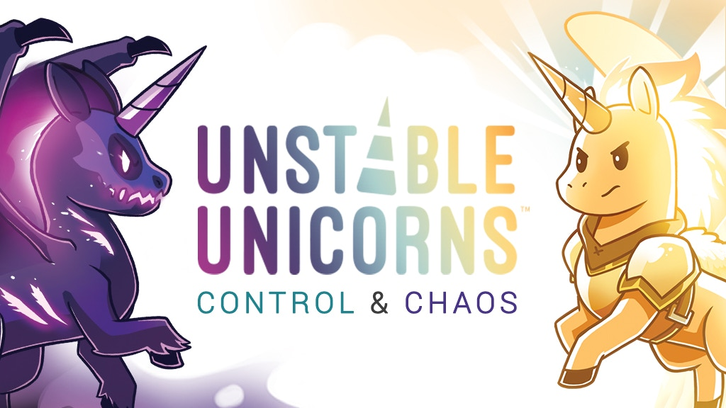 Unstable Unicorns: Control & Chaos (The Backercorn Project) project video thumbnail
