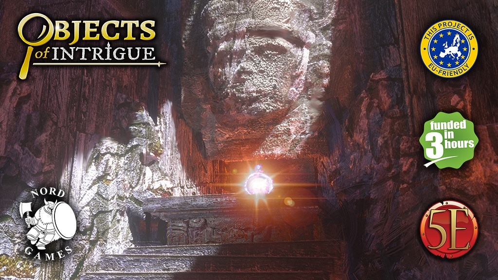 Objects of Intrigue Card Decks for 5th Edition! Only $12! project video thumbnail