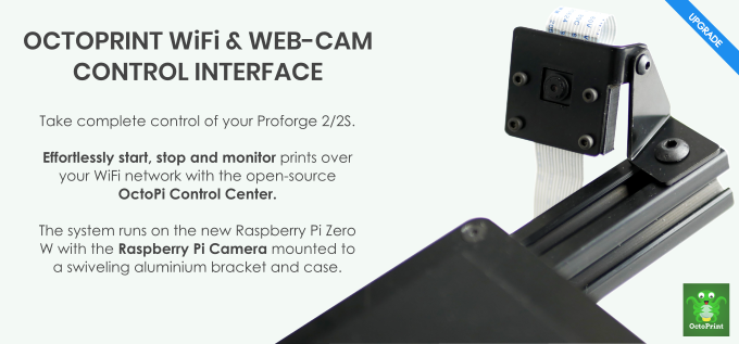 Proforge 2 | 3D Printer | Revolutionising Dual Extrusion by