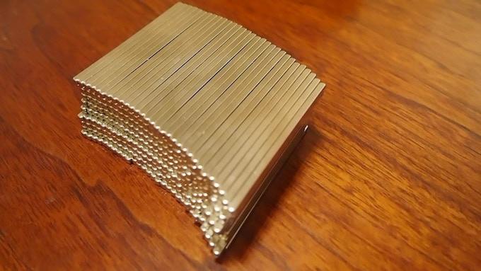 Verum 1's custom magnets