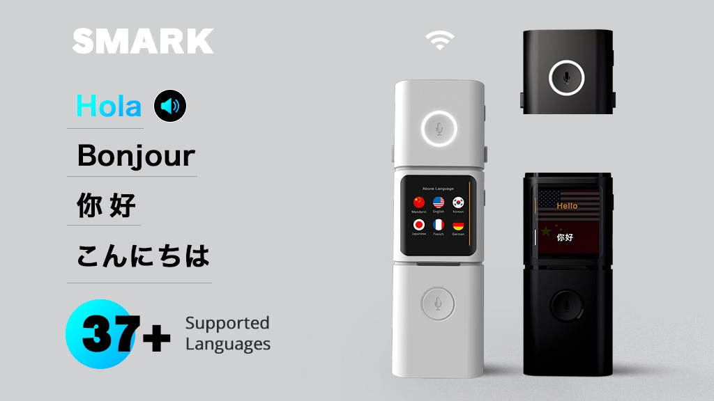 Smark Translator - Your Cross Border Sidekick is the top crowdfunding project launched today. Smark Translator - Your Cross Border Sidekick raised over $280390 from 0 backers. Other top projects include Attention Assist ProX24 Anti Sleep - Designed in Germany, Merrick: The Sensational Elephantman #7-8 - Monsters, ...