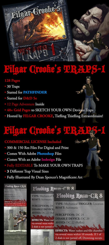 Filgar Crooke's - TRAPS-1