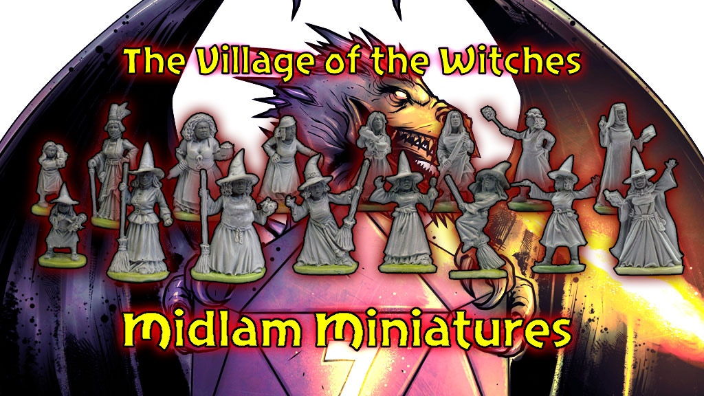 The Village of the Witches is the top crowdfunding project launched today. The Village of the Witches raised over $4570 from 0 backers. Other top projects include Proforge 2 | 3D Printer | Revolutionising Dual Extrusion, The AUTOMATICA, 7 DAYS UNTIL LAUNCH...