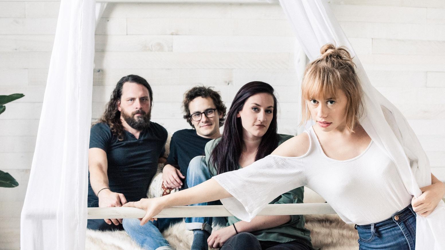 "Help support Lydia Liza's debut record, ""Non Compos Mentis""."